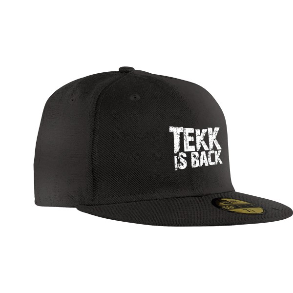TEKK IS BACK - Snapback - Logo
