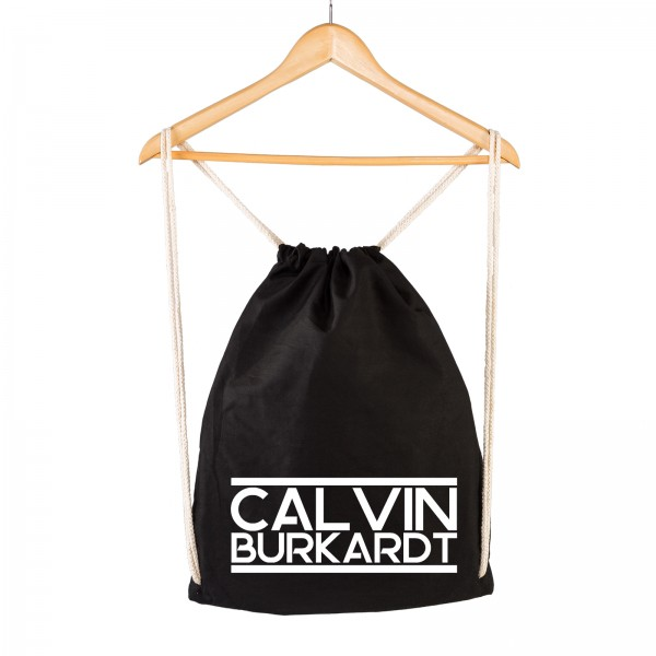 CALVIN BURKARDT - Gymsac - Logo