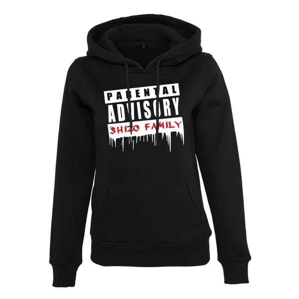 Shizo Family - Ladies Hoodie - PARENTAL ADVISORY