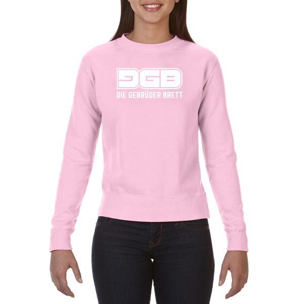 Die Gebrüder Brett - Ladies Sweatshirt - Logo