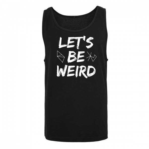 ECHELON Open Air - Tank Top - LET'S BE WEIRD