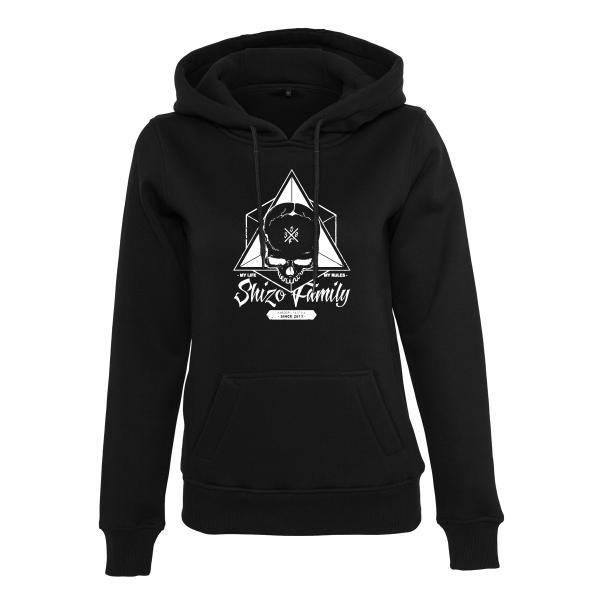 Shizo Family - Ladies Hoodie - Logo