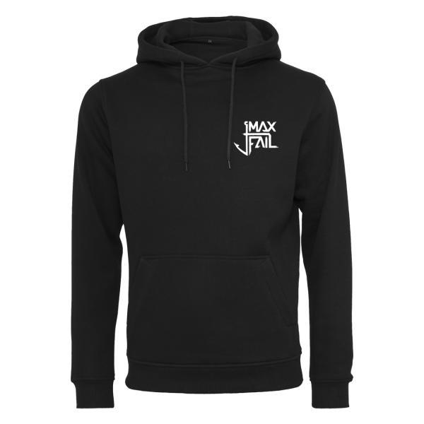 Max Fail - Premium Hoodie - Logo