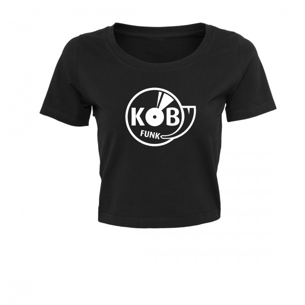 Koby Funk - Crop Top - #teamkoby