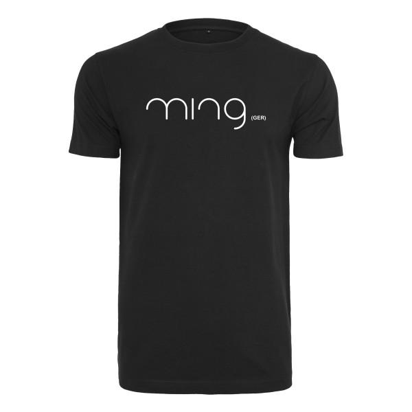 Ming (Ger) - T-Shirt Klassik - Logo