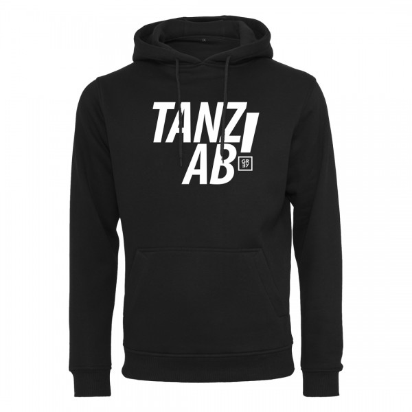 Compact Grey - Premium Hoodie - Tanz ab!