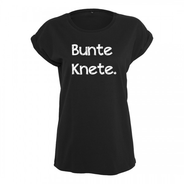 Bunte Knete. - T-Shirt (Female)