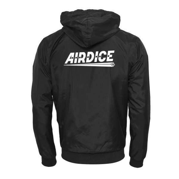 Airdice - Windrunner - Schriftzug