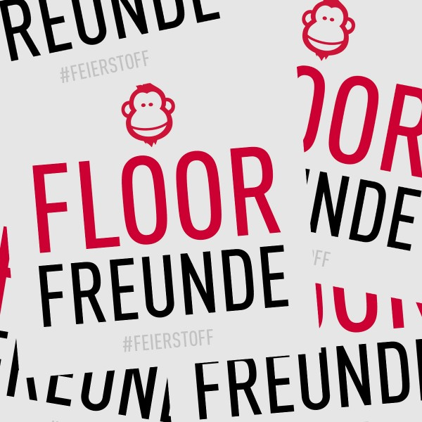 Sticker Pack - Floor Freunde