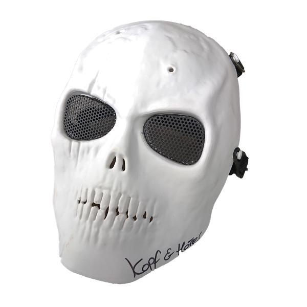 Kopf & Hörer - Maske