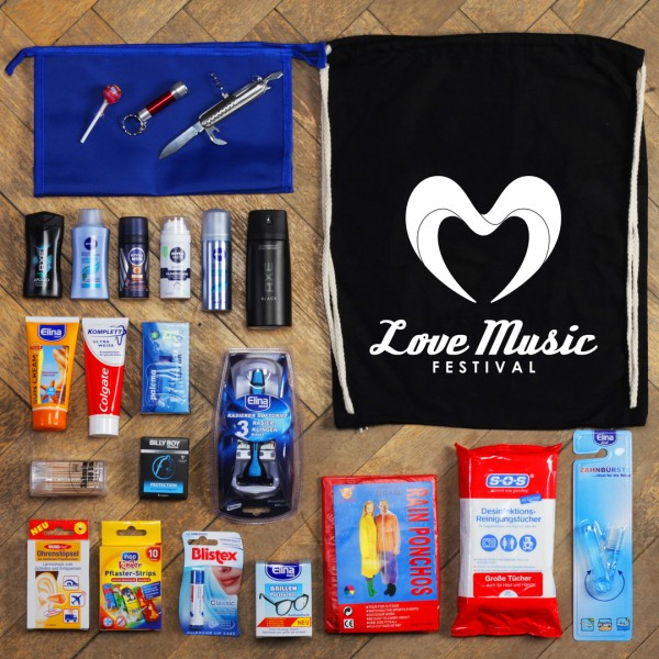 Love Music Festival - Festivalpackage
