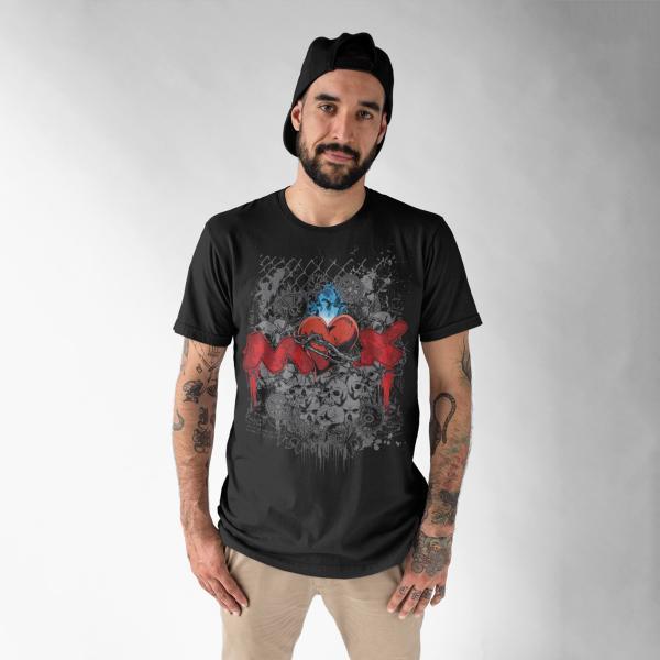 Maytrixx - T-Shirt Klassik - 2018