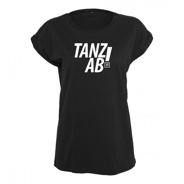 Compact Grey - T-Shirt (Female) - Tanz ab!