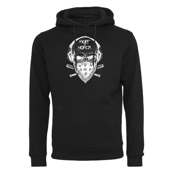 Kopf & Hörer - Light Hoodie - Skull