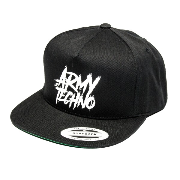 Army of Techno - Snapback - Logo