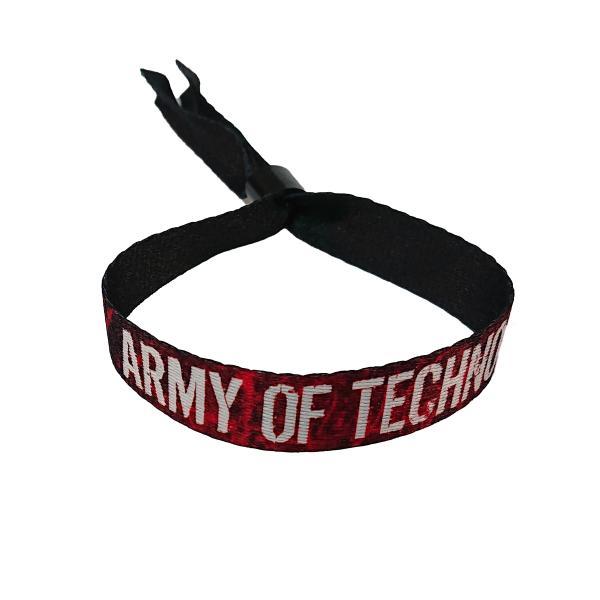Army of Techno - Stoffband