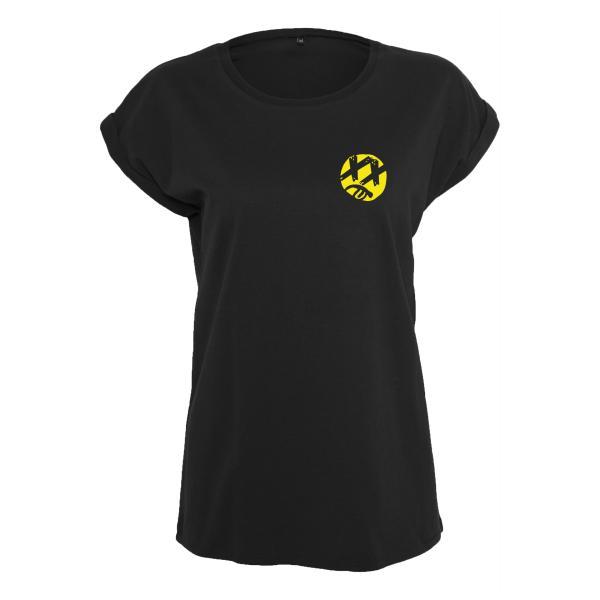 CliXX - T-Shirt (Female) - Logo