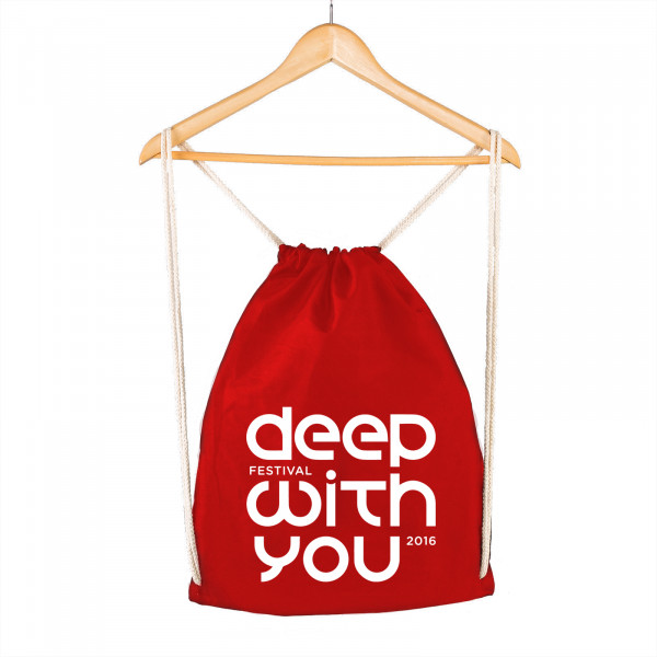 deep with you festival - Gymsac Rot - Logo