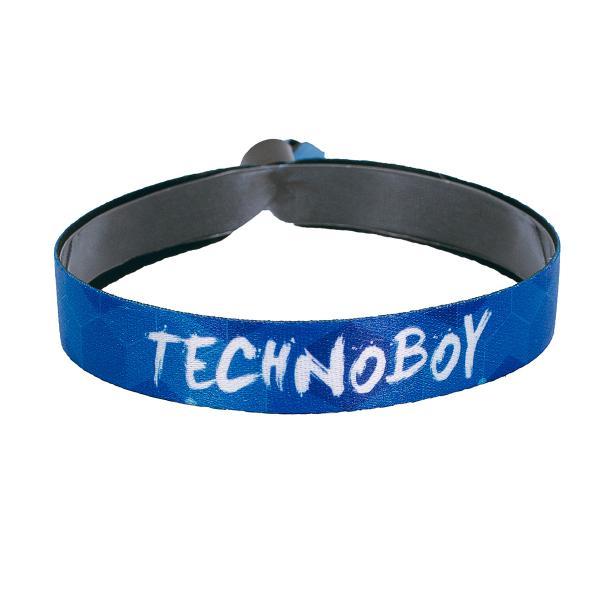 Techno - Stoffband - Boy