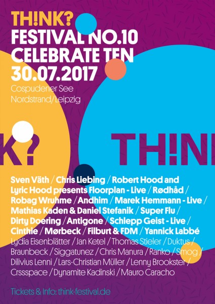 THINK2017lineup