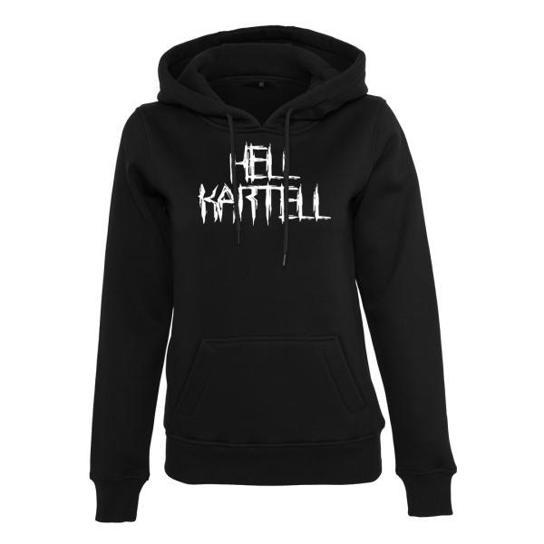 HELL Kartell - Ladies Hoodie - Logo