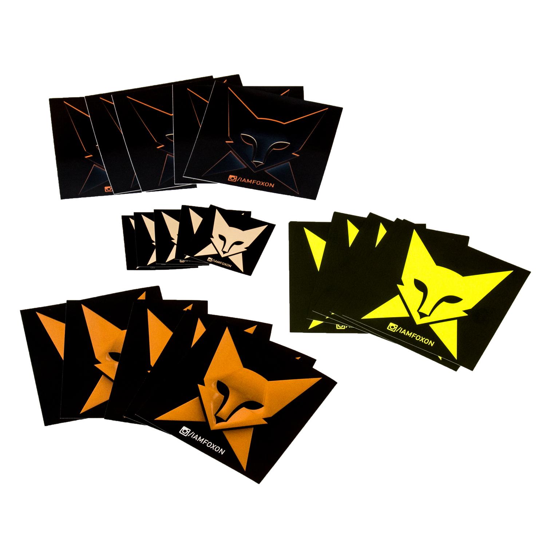 Foxon - Sticker Set | Foxon | Merchandise | FEIERSTOFF.DE