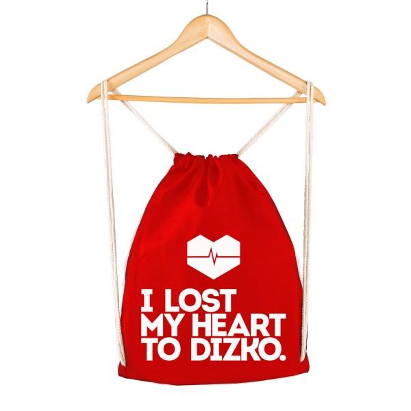 Supadizko - Gymsac Rot - I LOST MY HEART TO DIZKO