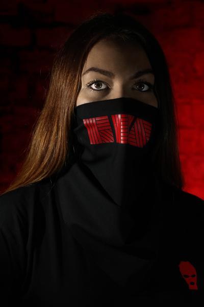 Red Hood Squad - Bandana