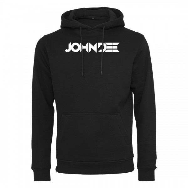 John Dee - Light Hoodie - Logo