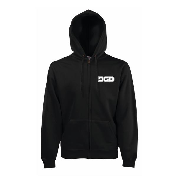 Die Gebrüder Brett - Zip Hoodie - Logo