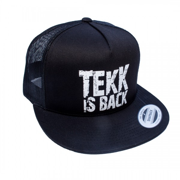 TEKK IS BACK - Snapback - Logo