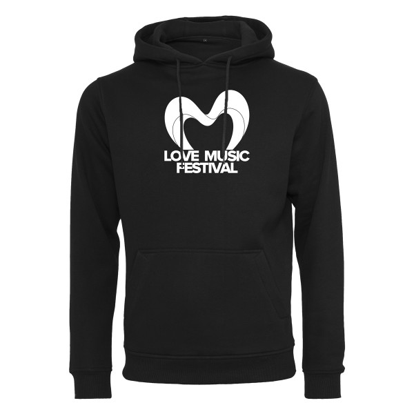 Love Music Festival - Light Hoodie - 2018