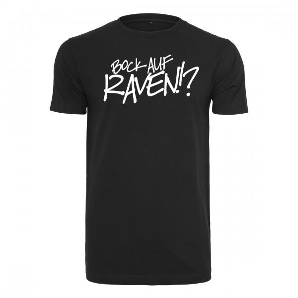 Golden Toys - T-Shirt Klassik - Bock auf Raven!?
