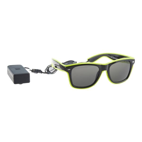 E-WIRE leuchtende Sonnenbrille