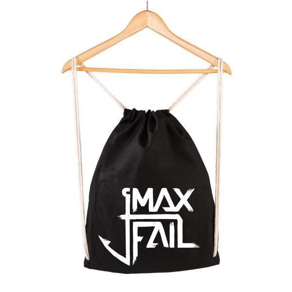Max Fail - Gymsac - Logo