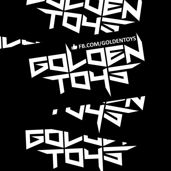 Golden Toys - Sticker Pack - Logo