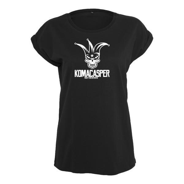 Komacasper - Ladies Shirt - Logo