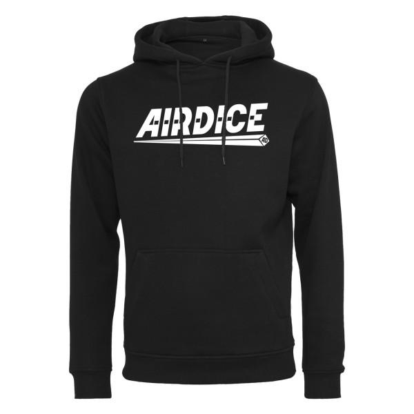 Airdice - Premium Hoodie - Schriftzug