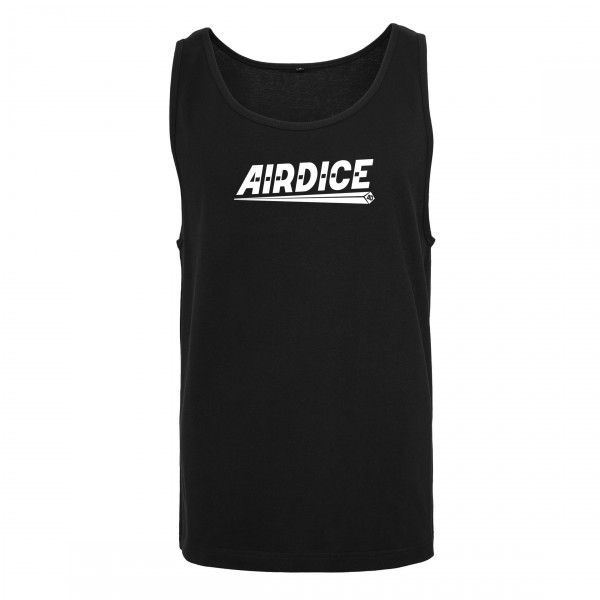 Airdice - Tank Top - Schriftzug