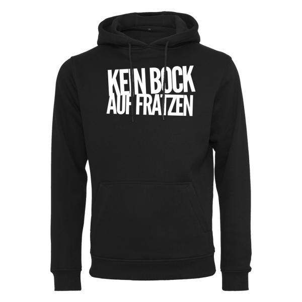 Kein Bock Auf Fratzen - Light Hoodie - Logo