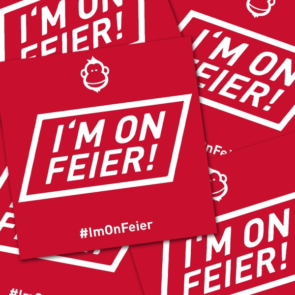 Sticker Pack - I'M ON FEIER!
