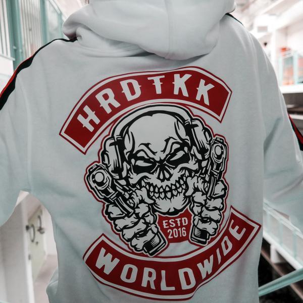 HRDTKK - Stripe Hoodie - Worldwide
