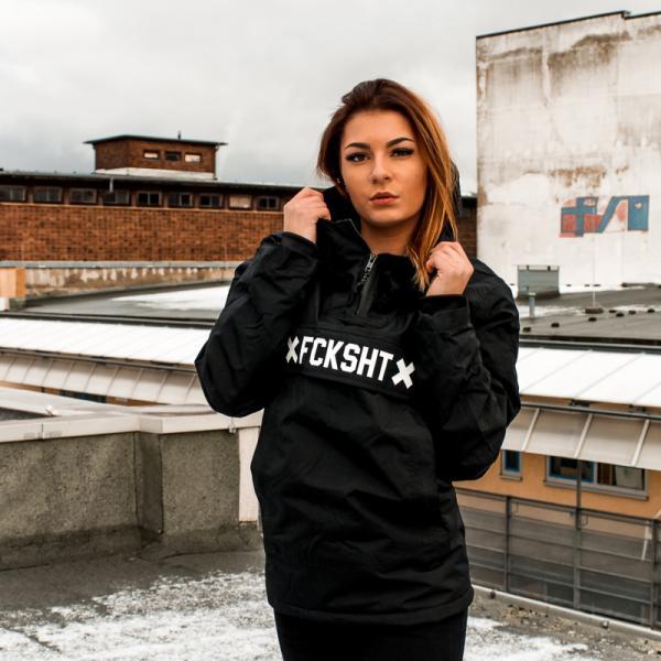 FCKSHT - Pull Over Jacket