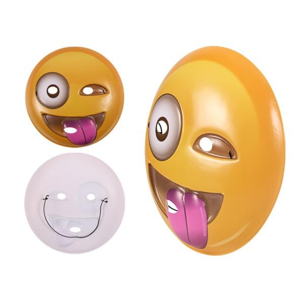 Partymaske - Whatsapp - Zwinkern
