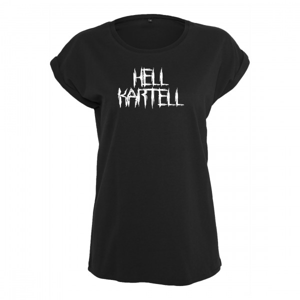 HELL Kartell - T-Shirt (Female) - Logo