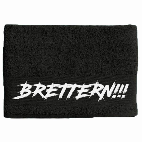 Die Gebrüder Brett - Handtuch - Brettern!!!