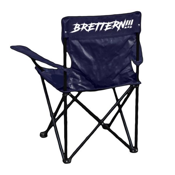 Die Gebrüder Brett - Campingstuhl - Brettern!!!