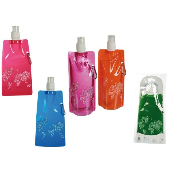 Trinkflasche - Faltbar