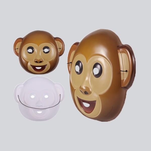 Partymaske - Affe