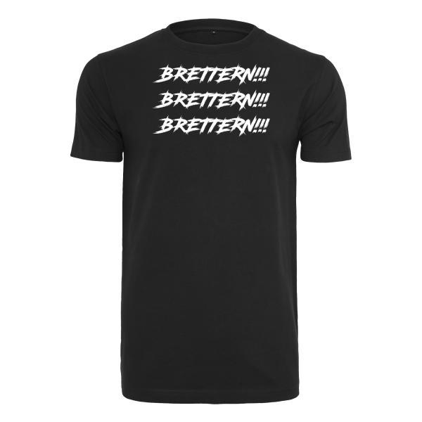 Die Gebrüder Brett - T-Shirt Klassik - Brettern!!!
